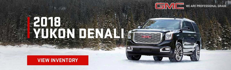 2018 Yukon Denali