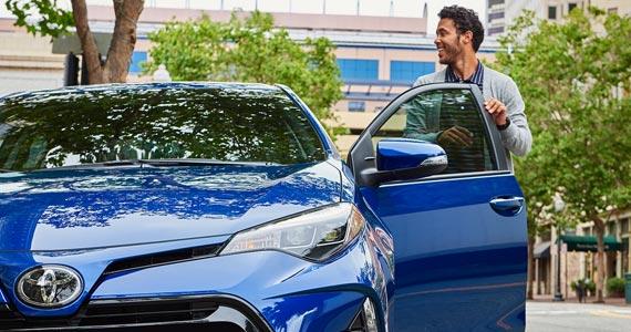 2018 Toyota Corolla Finance