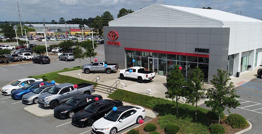 Toyota Dealership In Tifton, GA, Serving Albany U2013 Prince Toyota