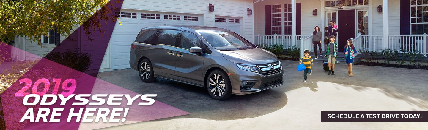 2019 Odyssey Are In At DCH Academy Honda   Schedule A Test Drive Today!