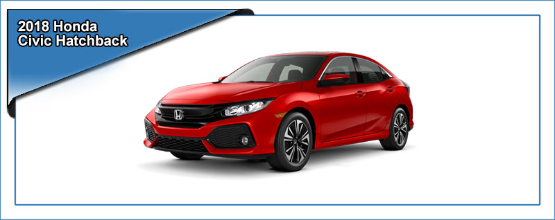 2018 Honda Civic Hatchback In Jefferson City, MO