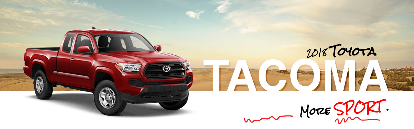 2018 Tacoma On Road