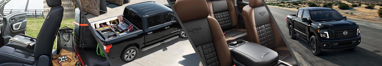 New Nissan Titan for Sale in Denham Springs, LA