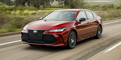 Research New Toyota Avalon