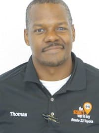 Thomas  Roach  Bio Image