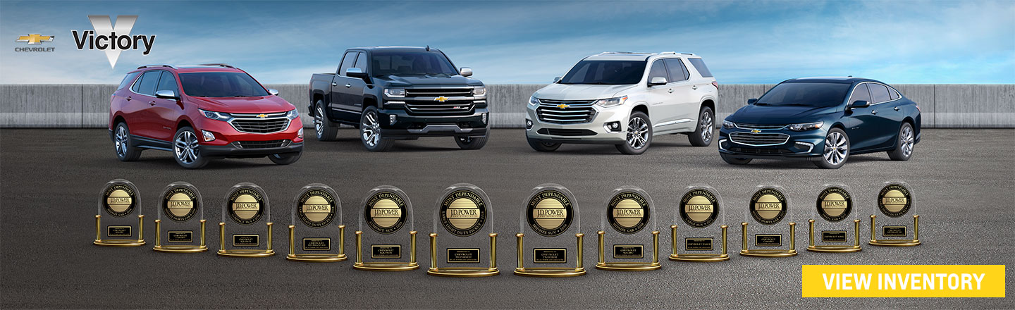 Victory Chevrolet Inventory