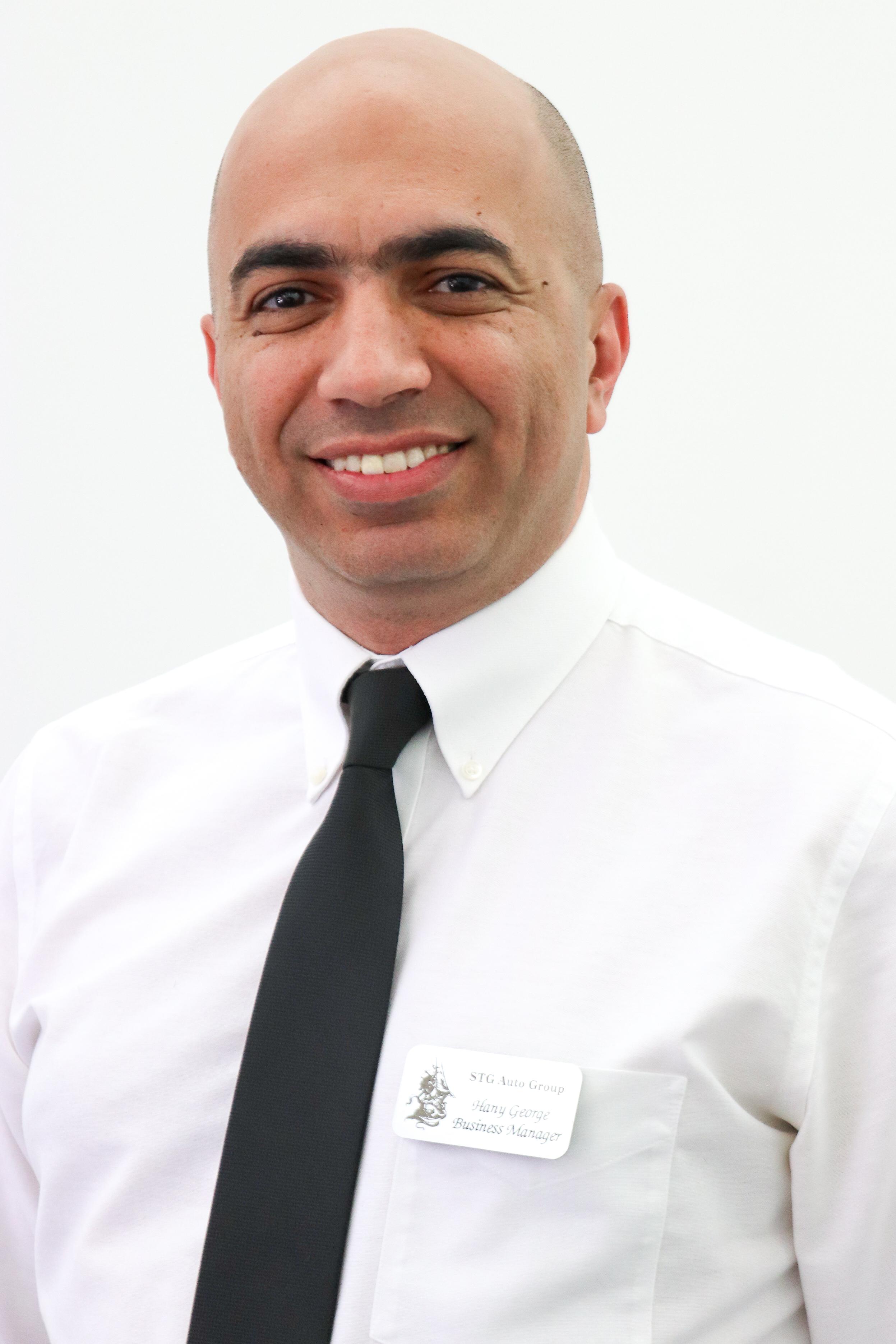 Hany George Bio Image