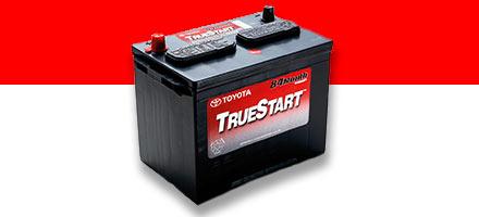 Toyota TrueStart™ Battery