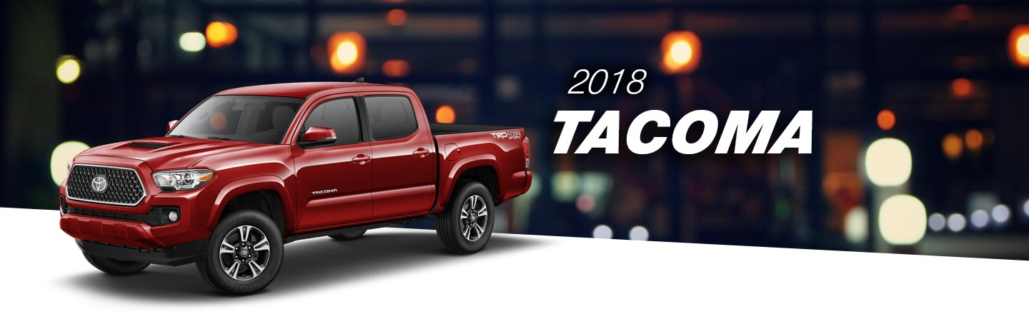 2018 Toyota tacoma at RB Toyota