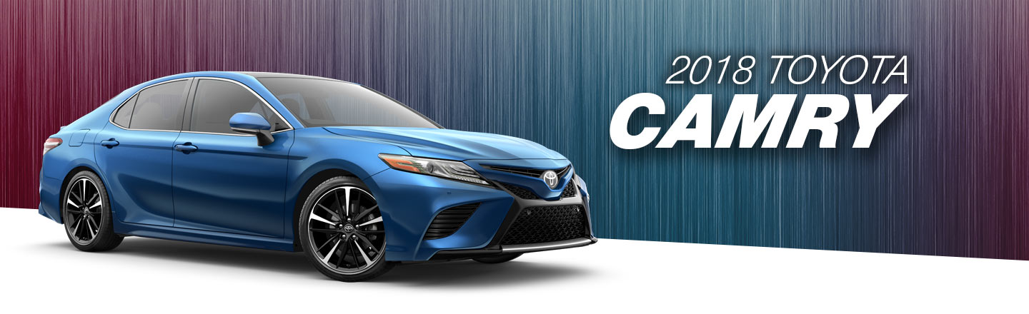 2018 Toyota Camry Available in Middletown, CT At Middletown Toyota