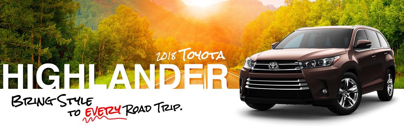 Franklin Toyota   2018 Highlander