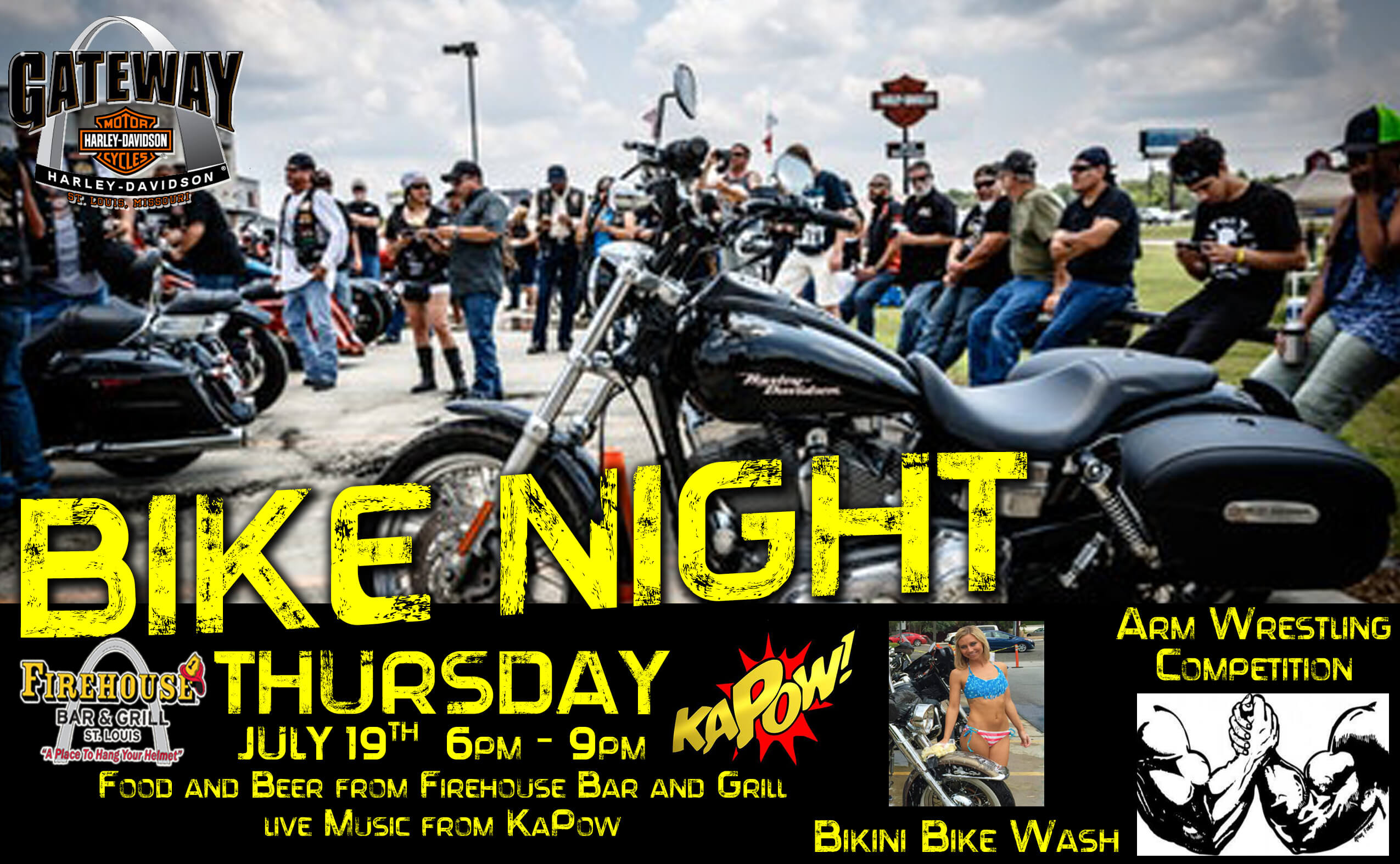 Calendar of Events for Motorcycle Riders | Gateway Harley-Davidson