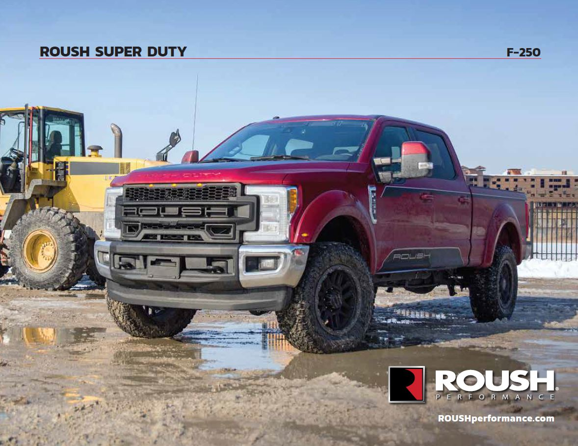 2018 ROUSH® SUPER DUTY F-250