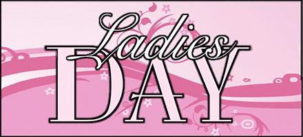 Ladies Day Discount