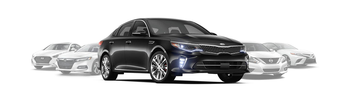 Kia Optima Advantages Vs. The Competition For Augusta, GA Area Drivers