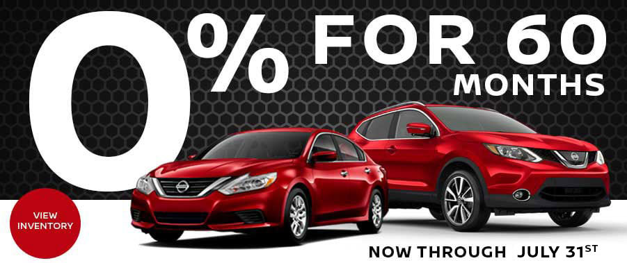 Nissan of Jefferson City APR Offer
