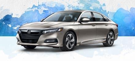2018 Honda Accord EX-L Navi FWD CVT