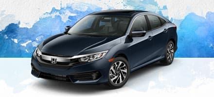 2018 Honda Civic 4DR EX 1.5T