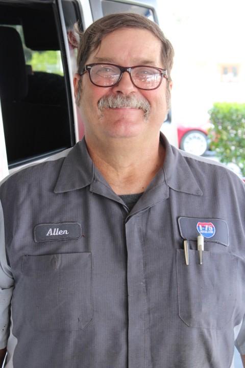 Allen Cole Bio Image