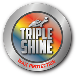 Triple Shine Wax Protection