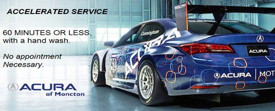 Acura Accelerated Services in Dieppe, NB