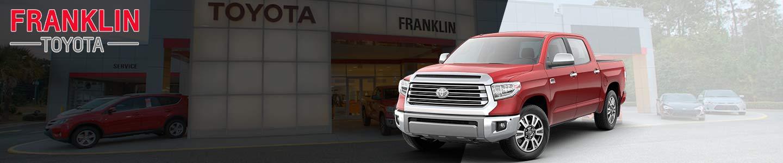 Tire Services for Statesboro & Savannah, GA Toyota Drivers