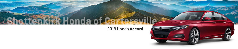 2018 Honda Accord Sedans for Sale in Cartersville, GA Near Atlanta