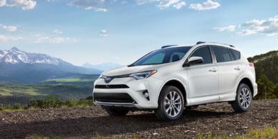 Research New Toyota RAV4 Hybrid