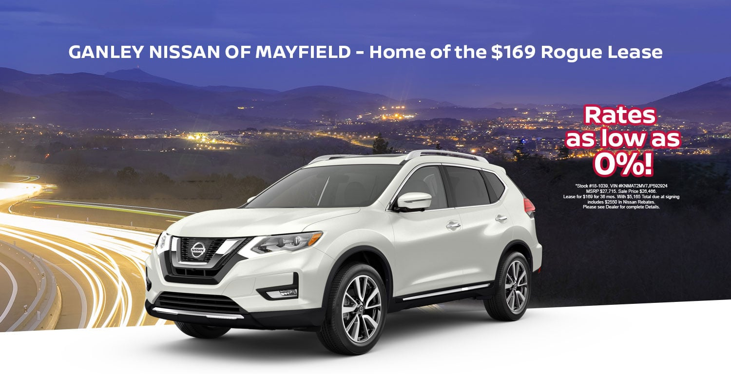 New And Used Dealership Near Cleveland, OH | Ganleyu0027s Mayfield Nissan