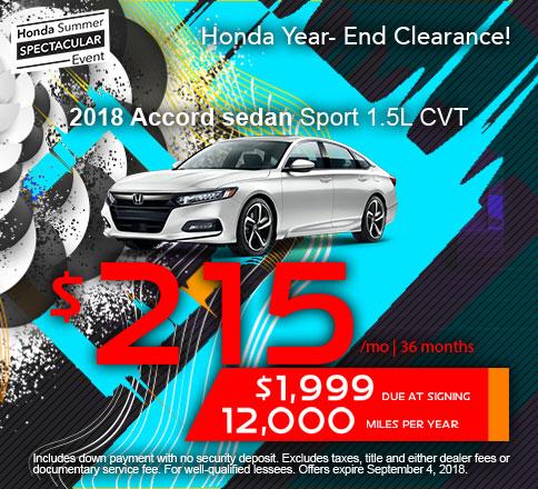 Roush Honda Dealership Serving Westerville OH Drivers