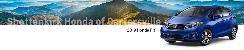 2019 Honda Fit Vehicles to Explore in Cartersville, GA Near Atlanta