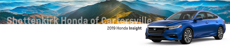 2019 Honda Insight Hybrid Models In Cartersville, GA Near Atlanta