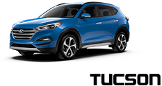 New carribean Blue hyundai tucson Vehicle Exterior