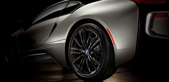 2019 BMW i8 wheels