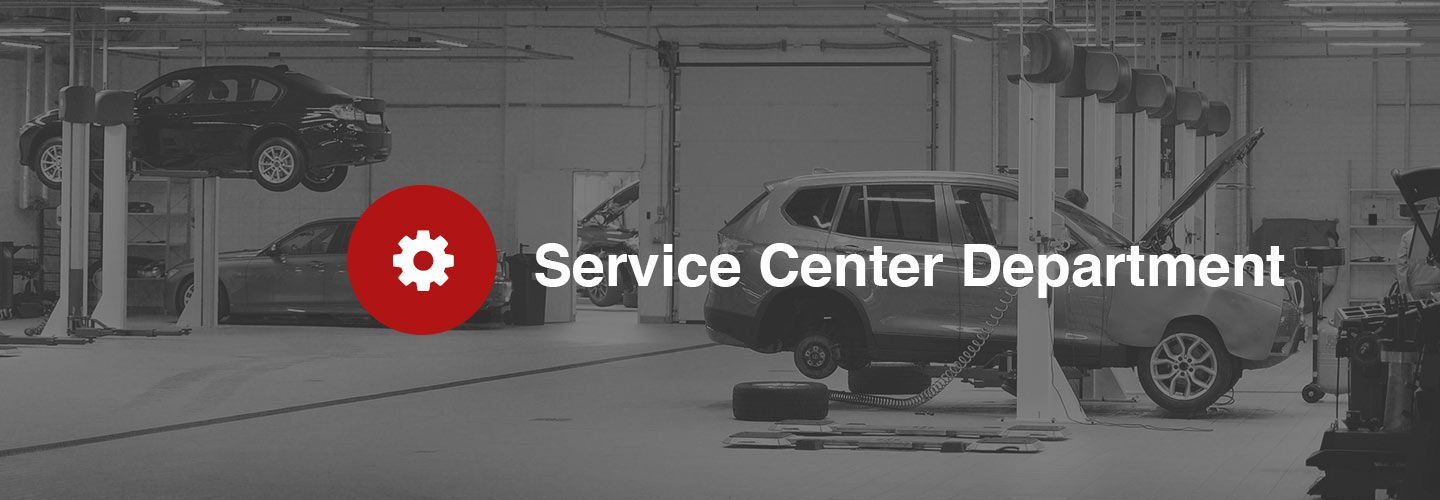 Service Center Department