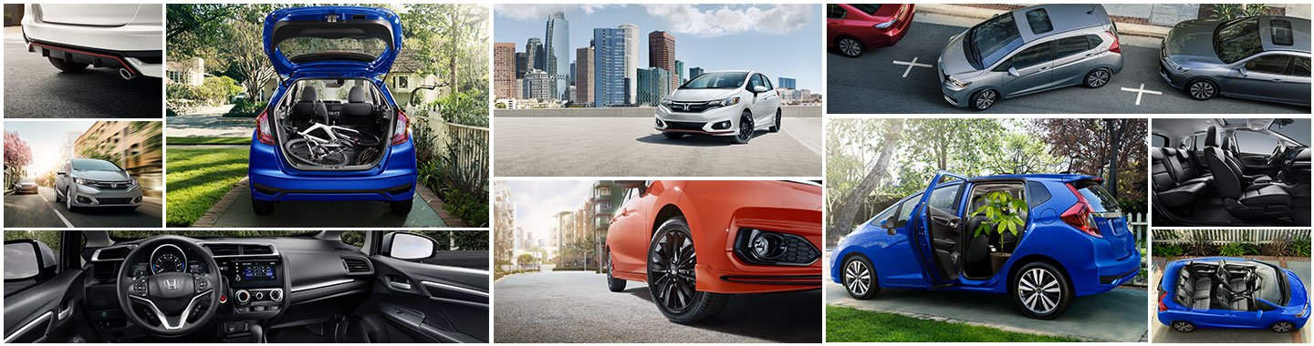 2018 Honda Fit - Gallery of multiple vehicles