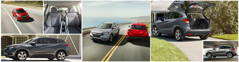 2018 Honda HR-V - Gallery of multiple vehicles