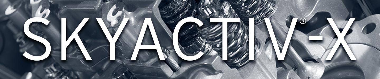 Introducing Mazda SKYACTIV®-X Engine Technology