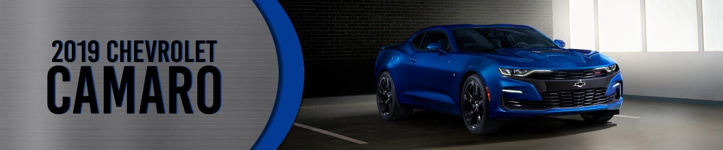 Stock Photo of 2019 Chevrolet Camaro
