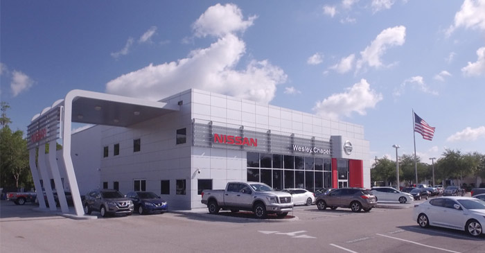 wesley chapel nissan dealership