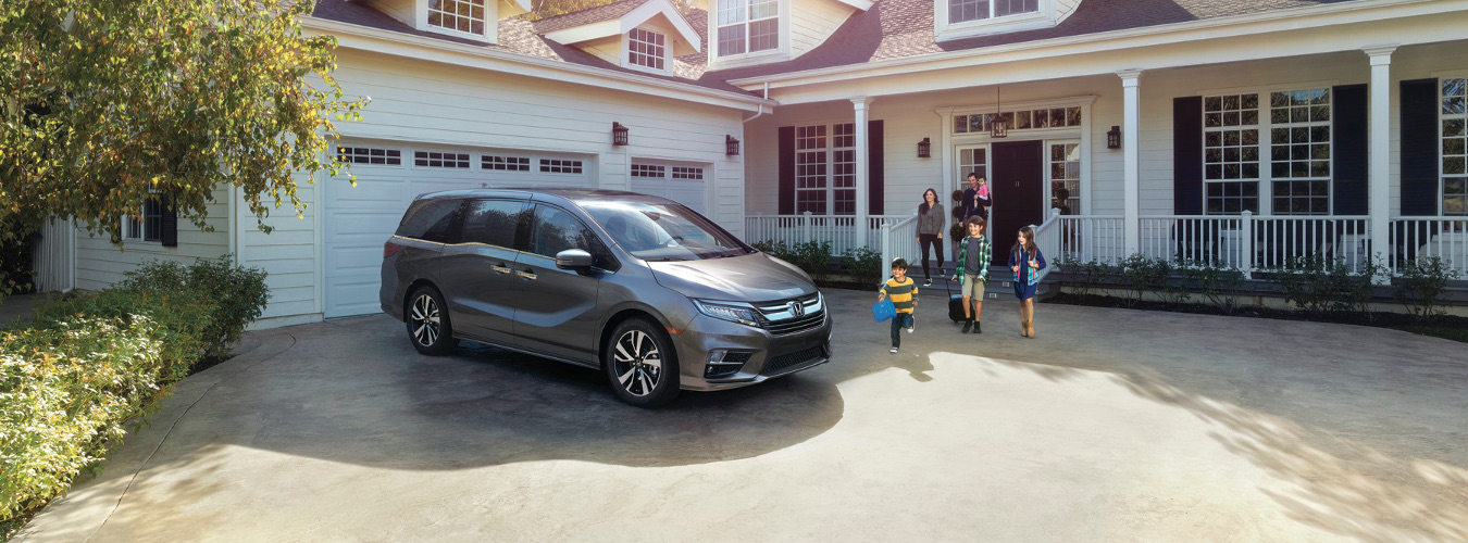 2019 Honda Odyssey Trims In Jefferson City, MO: What Are The Differences?
