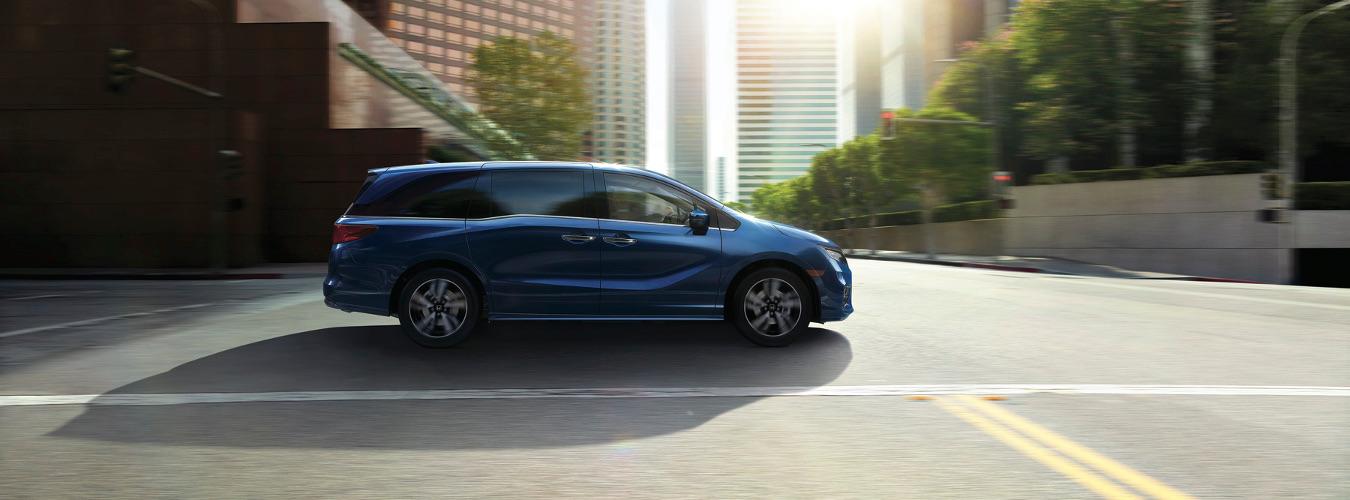 2019 Honda Odyssey EX L Vs. Touring