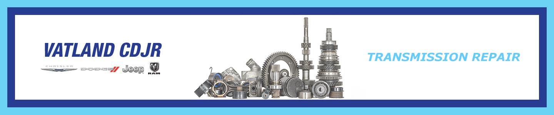 CDJR vatland transmission repair