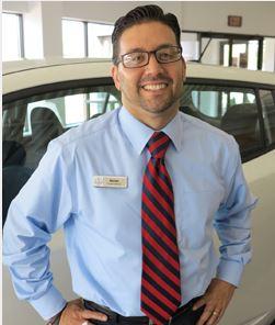 Victor Rivera Bio Image