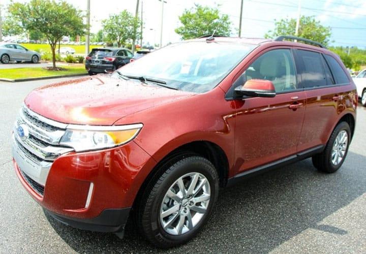 Ford Edge 2014 model