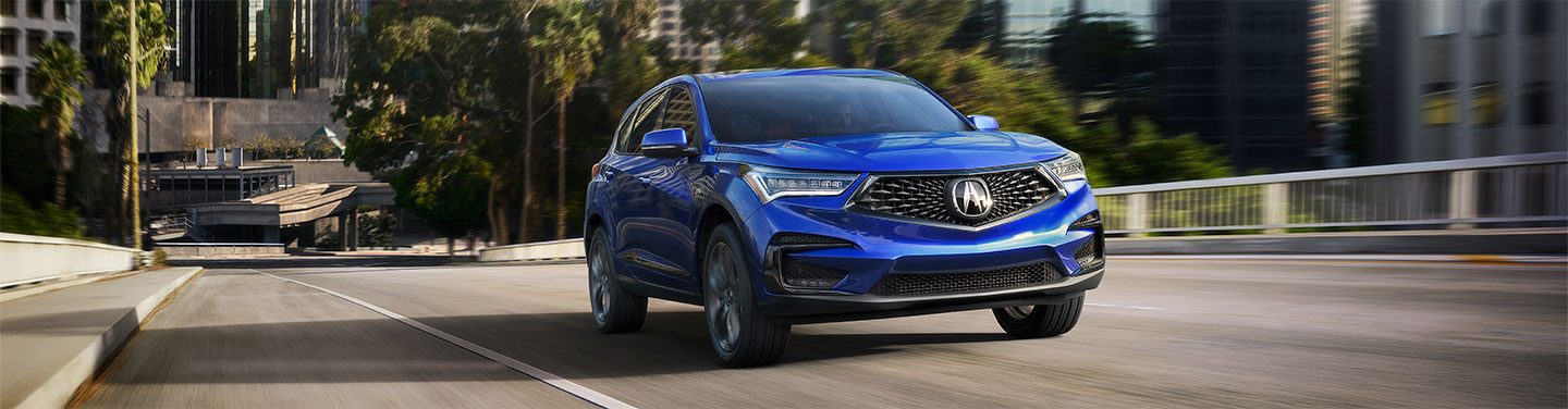 Acura 2019 RDX Research and Features