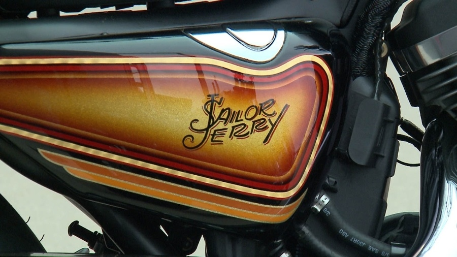 Sailor Jerry Harley 4