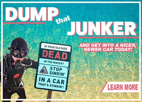 Grainger Honda Dump that Junker