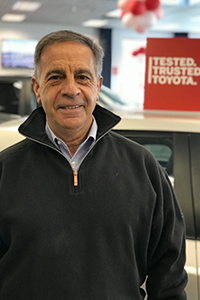 George  Paonessa Bio Image