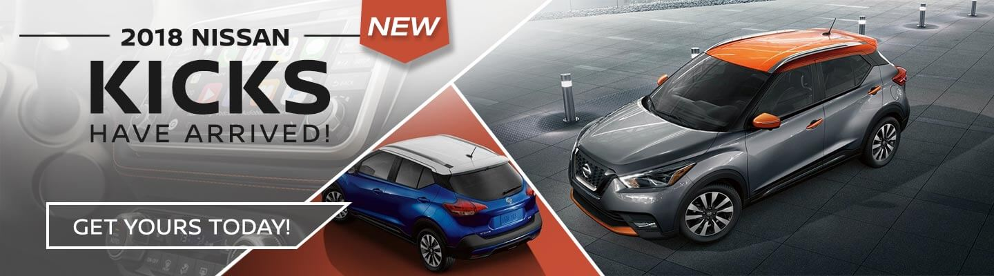 2018 Nissan Kicks Now Available